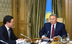 Address by President Nursultan Nazarbayev to the Senate of Parliament of the Republic of Kazakhstan