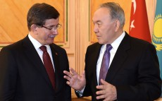 Meeting with Prime Minister of Turkey Ahmet Davutoglu