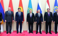 Participation in the CSTO Collective Security Council session with restricted attendance