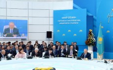 The Address of the head of state to the people of Kazakhstan