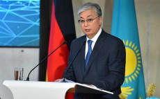 President Kassym-Jomart Tokayev took part in the 28th meeting of the Berlin Eurasian Club