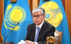 President of Kazakhstan Kassym-Jomart Tokayev holds meeting of National Investors Council